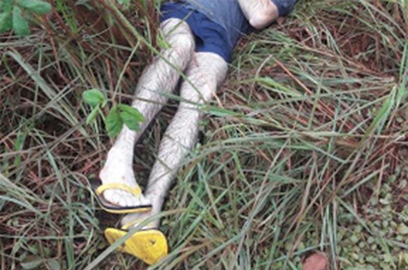 O corpo do empresário foi encontrado durante a manhã. (Foto: reprodução)