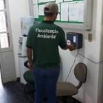 Secretaria de Meio Ambiente  implanta ponto eletrônico com identificação biométrica em Novo Progresso