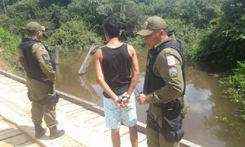 Ex-secretário foi vitima de latrocínio diz policia que prendeu dois menores de idade envolvidos no crime