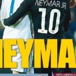 imprensa espanhola se divide sobre atuação de Neymar
