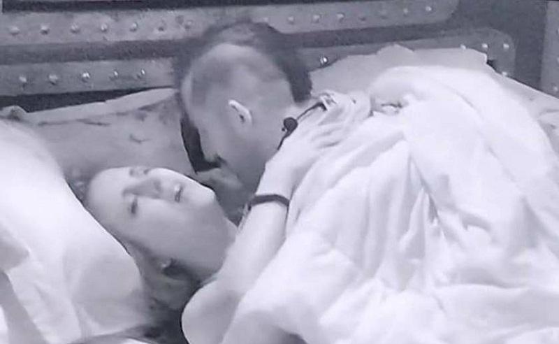 Vídeo: Patrícia e Kaysar finalmente fazem sexo no BBB 18