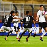 Corinthians leva três do Braga e precisará virar eliminatória em Itaquera
