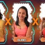 Paraense Diego, Gleici e Jéssica estão no Paredão do Big Brother