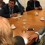 """Prefeito Macarrão  esta em Brasília na pauta """"Flona Jamanxim  e recursos para população Progresssense"""""""
