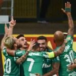 Palmeiras faz 5 a 0 no Novorizontino e está na semifinal do Paulistão