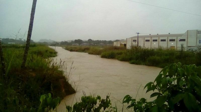 Córrego Bueiras