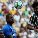Com um a menos, Fluminense vence o Cruzeiro de forma heróica