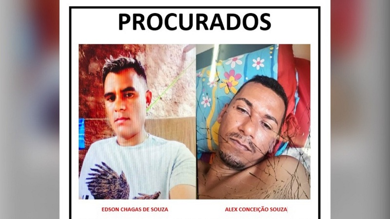Polícia Federal procura por foragidos do Acre; dupla pode estar na região