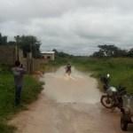 Buracos nas principais vias de Novo Progresso aumentam com as chuvas