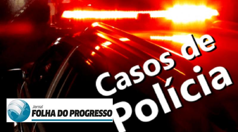 policia jornal folha do progresso