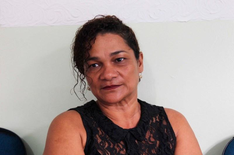 """A assistente social Dorotéia Lobo ressaltou que as transexuais """"querem ser chamadas pelo nome social, e assim nós fazemos. Quando chegam aqui é feito o atendimento multidisciplinar, para que possamos conhecer o perfil de cada uma já na triagem"""".(FOTO: AKIRA ONUMA / ASCOM SUSIPE)"""