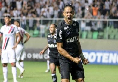 Ricardo Oliveira descarta clima de 'decisão' para duelo com o Fla