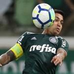 Dudu fica fora de jogo do Palmeiras por estar em pré-lista da seleção