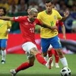 Com árbitro de vídeo omisso, Brasil não passa do empate com a Suíça