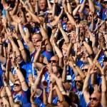 Grupo do Brasil esquenta a sexta, que tem mais um capítulo da história da Islândia