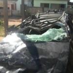 Cantor Thiago Albuquerque e Messias sofrem acidente de transito na Br 163