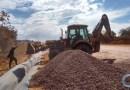 BR 163- 8° BEC deu início aos trabalhos de drenagem profunda