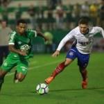 Chapecoense e Bahia empatam e continuam em má fase no Brasileiro