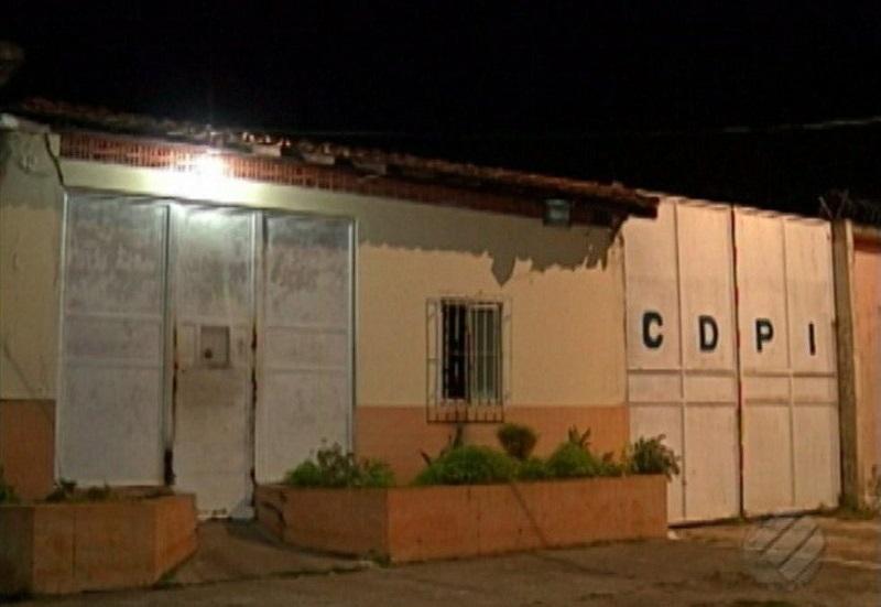 Centro de Detenção Provisória de Icoaraci, em Belém. (Foto: Reprodução / TV Liberal)