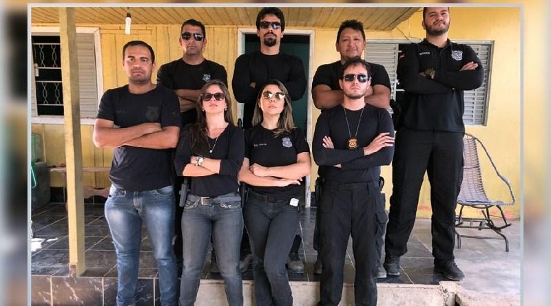 policia civil cripurizao