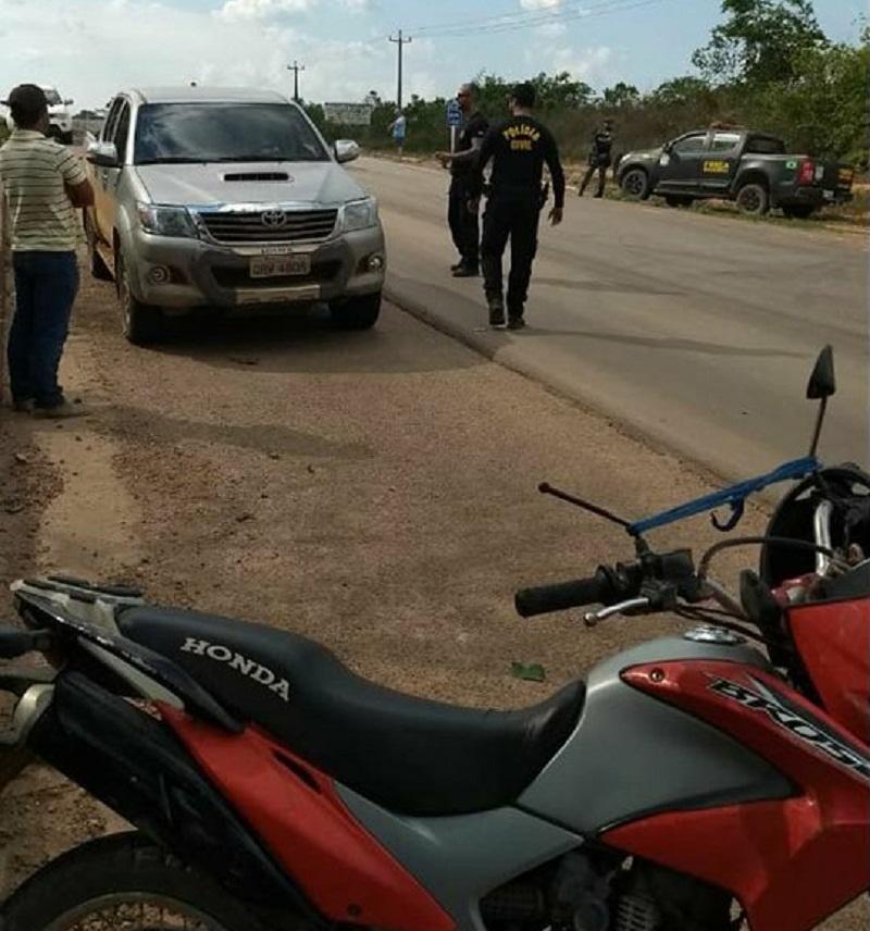 (Foto:Divulgação Policia Civil)