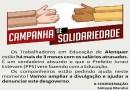 ALENGUER-Sintepp de Marabá se mobiliza para ajudar professores que estão há três meses sem receber em Alenquer