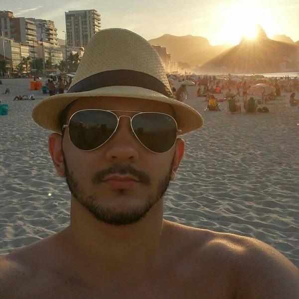 Sandro Mendes Figueiredo — Foto: Facebook/Reprodução