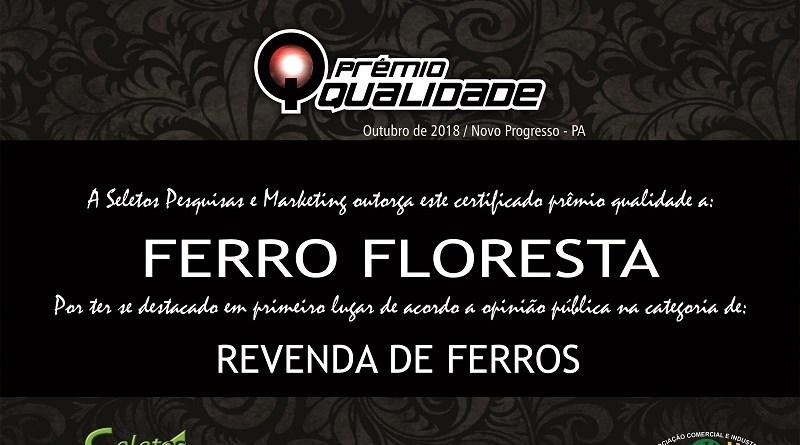 FERRO FLORESTA