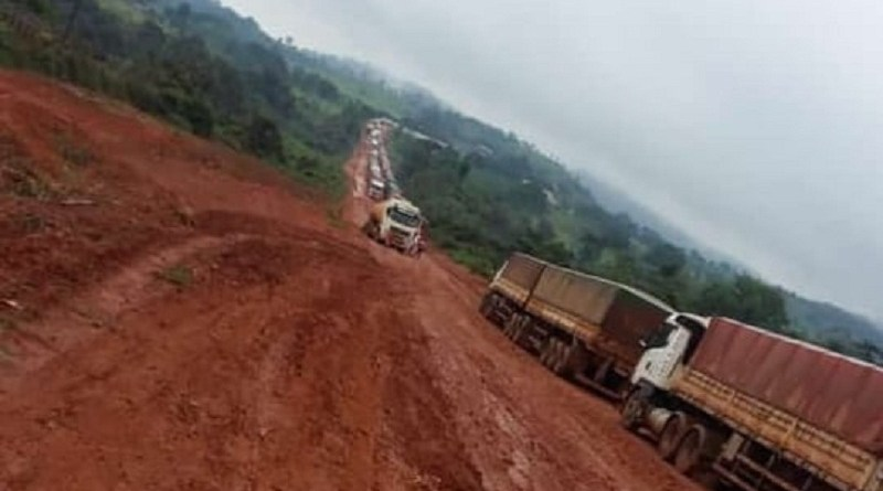 Devido às fortes chuvas, tráfego em duas rodovias do Pará é complicado