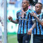 Grêmio vence o Vasco em casa e tira o São Paulo do G4