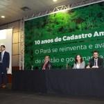"""SEMMA-NP participa do Seminário """"Cadastro Ambiental Rural (CAR ) 10 Anos"""""""