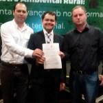 Secretaria Municipal de Meio Ambiente recebe Habilitação para a Análise do CAR