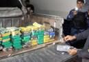 Denarc monitora rota do tráfico e apreende carga de cocaína
