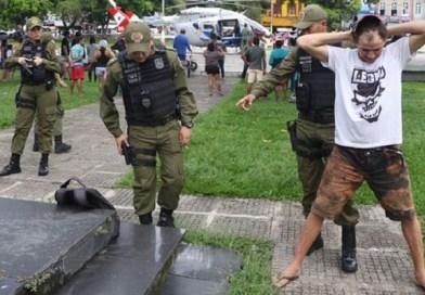 """Policiamento na capital e no interior terá reforços durante festa de fim de ano- """"vai agir em todo estado"""""""