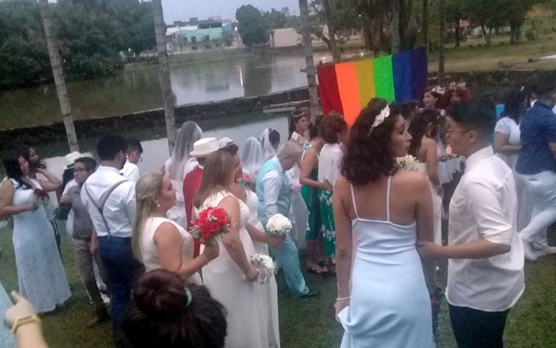 Casais homoafetivos deram um passo para a formação de suas famílias (Divulgação)