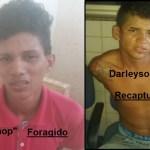 Dois detentos fogem de cadeia em Novo Progresso; um foi recapturado