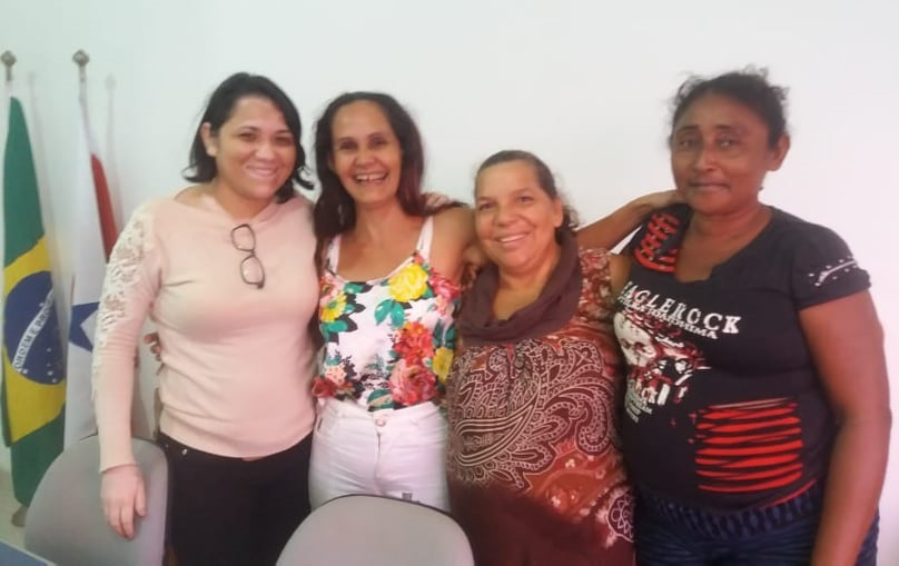 Associação Nova Vitoria comunica Assentados do Terra Nossa para visita do INCRA