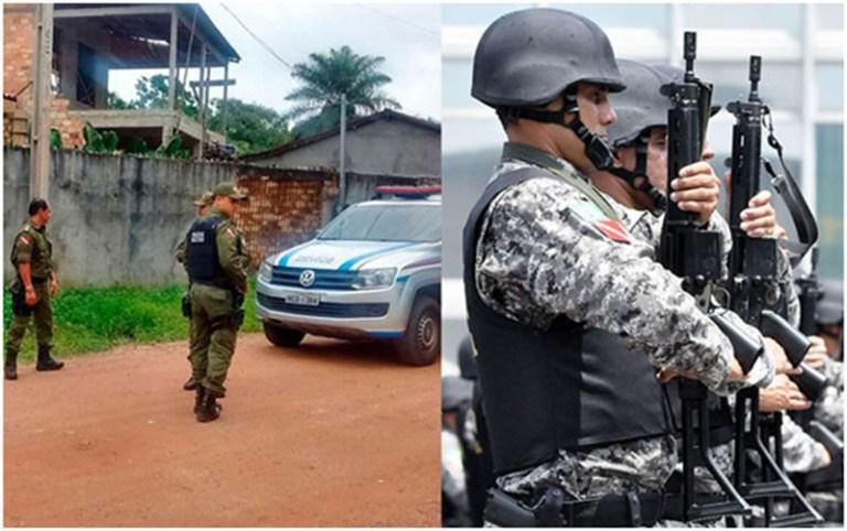 Operações irão se intensificar nas áreas consideradas vermelhas no Estado
