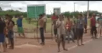 Indígenas liberam trecho da rodovia Transamazônica, no PA