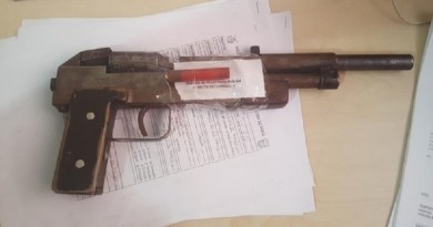 Menino de 10 anos é atingido por tiro supostamente acidental de arma caseira, em Paragominas. — Foto: Divulgação / Polícia Civil