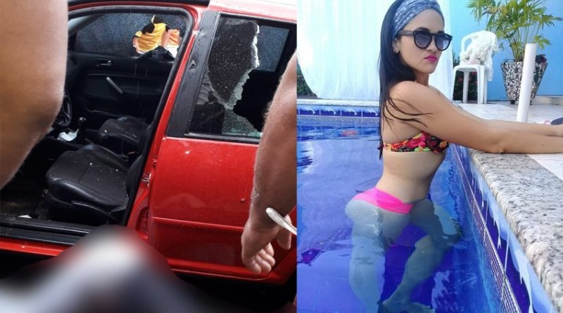Últimas  Vídeo mostra execução de matador de aluguel e esposa em Abaetetuba; assista
