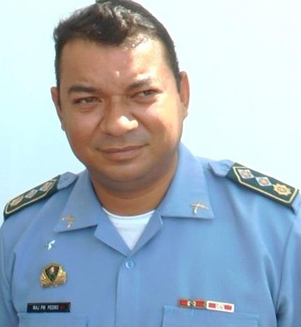 Major Pedro Paulo (Foto:Reprodução Portal Giro)
