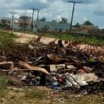Preocupação com lixo espalhado por ruas aumenta durante período chuvoso