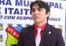 O vereador Wescley Tomaz viajará para Brasília semana que vem.