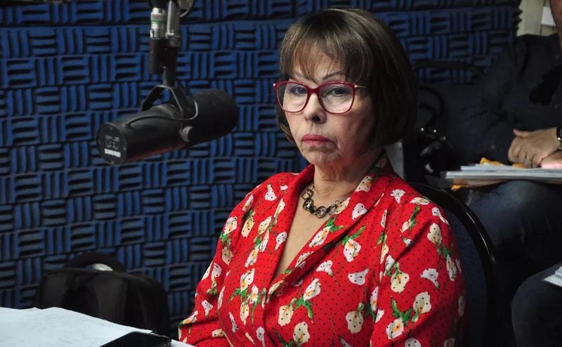 Leila Freire, secretária de Educação do estado do Pará — Foto: Tracy Costa/G1