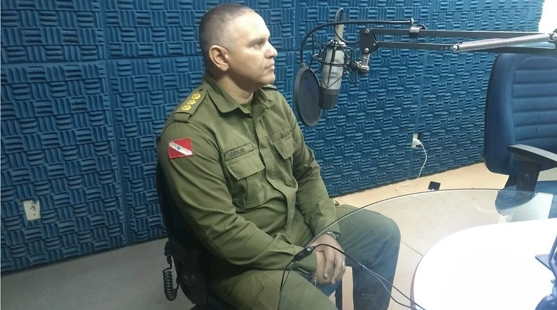 coronel Andre