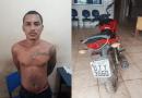 Homem é preso acusado de assalto a mão armada em Itaituba