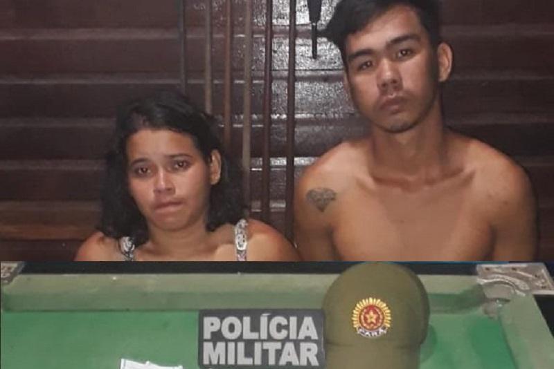 Polícia Militar prende traficantes em Moraes Almeida