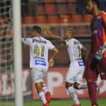 Santos domina o Atlético-GO na reinauguração da Vila e avança na Copa do Brasil