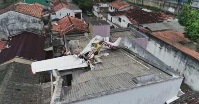 Queda de Avião Monomotor em Belém - Luciano Alma (1)